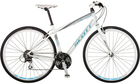 2012 Scott Metrix 40 Solution bike