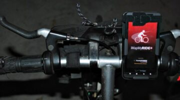 DIY Cell Phone Bike Mount: How To Use A Phone Belt Clip To Hold Your GPS-Enabled Phone While Bicycling