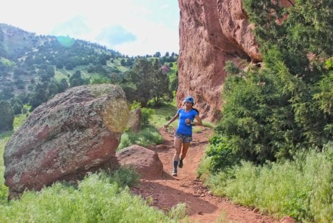 Half marathon training tips for various types of terrain.