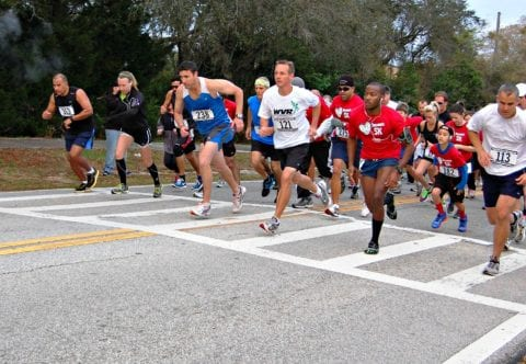 Tips for running your first 5k race