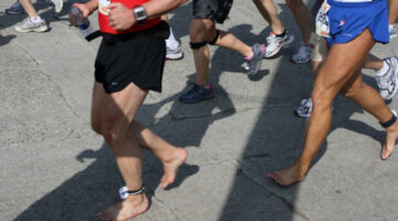 Running Barefoot – Are You A Triathlete Who's Tried It?