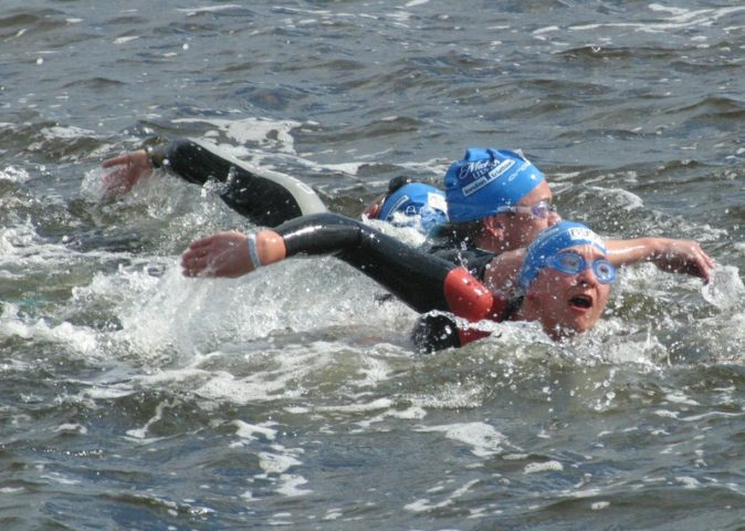 Cold Weather Training Tips Swimming Wetsuits The Run Bike Swim Guide