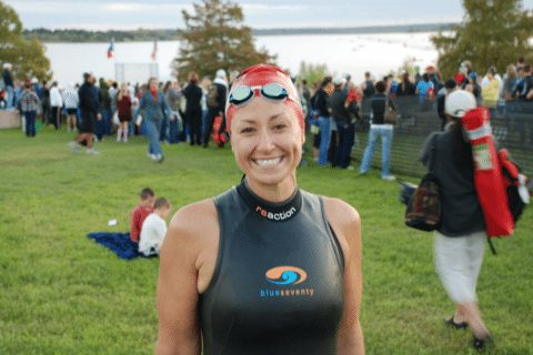 triathlon gear needed for swimming