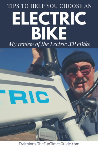 Tips to help you choose your first electric bike + A review of the Lectric XP ebike