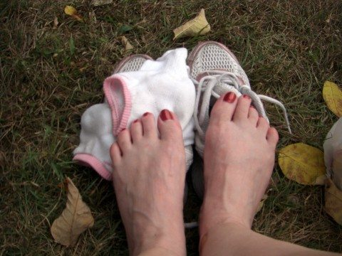 tired-feet-after-training-for-a-walking-event